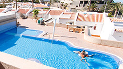 Accommodation in Tenefire from Island Village Tenerife